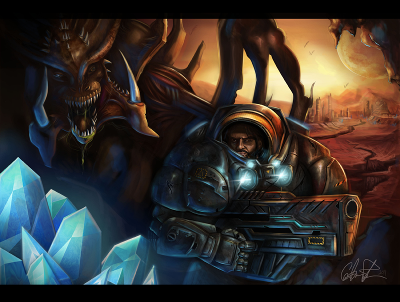 StarCraft – Fan Art